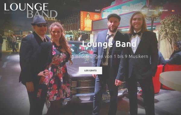 Vorschau von www.lounge-band.de, Lounge Band