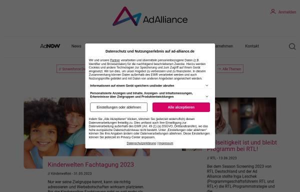 Vorschau von www.ip.de, IP Deutschland GmbH
