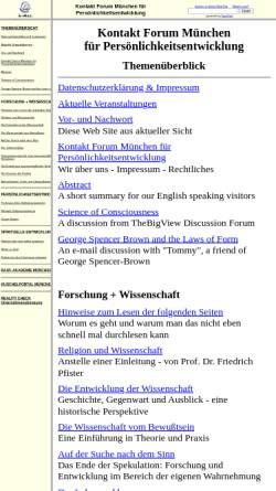 Vorschau der mobilen Webseite www.forum.reality-check.de, Forum für Persönlichkeitsentwicklung
