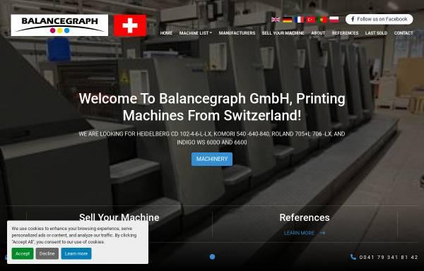 Vorschau von www.balancegraph.com, Balance GmbH