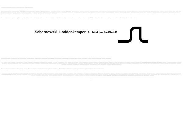 Vorschau von www.s-l-architekten.de, Scharnowski Loddenkemper Architekten GbR