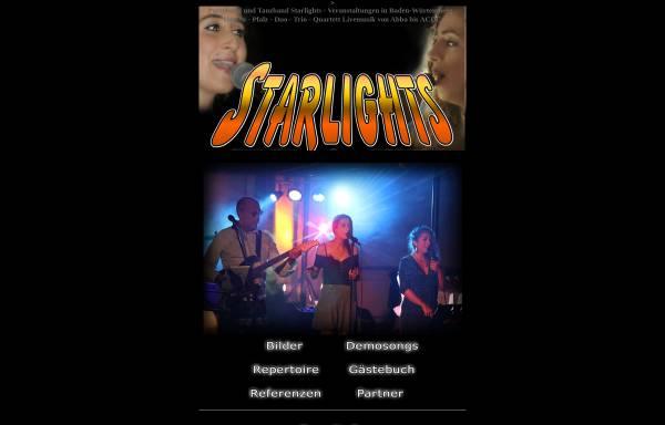 Vorschau von www.starlights.de, Starlights