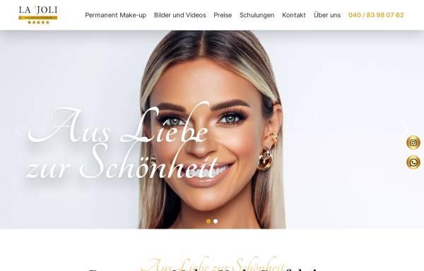 Vorschau von www.lajoli.de, Lajoli, Inh. Manuela Dobrick