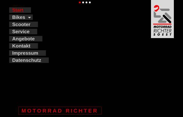 Vorschau von www.richter-soest.de, Motorrad Richter