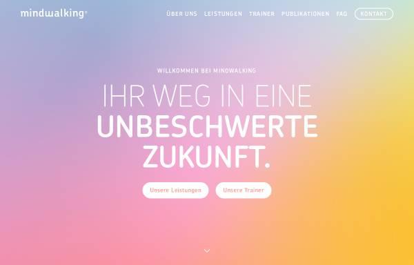 Vorschau von www.mindwalking.de, MindWalking