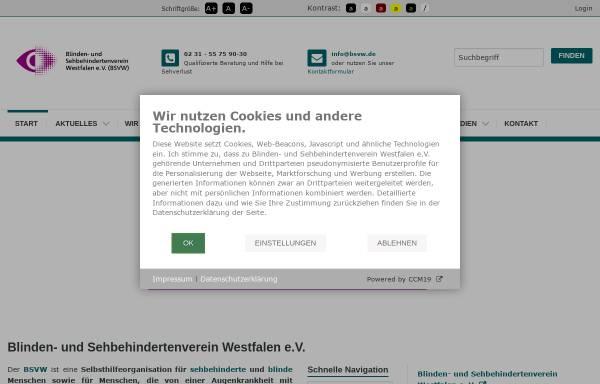 Vorschau von bf-bildung.de, Büro für Barrierefreie Bildung