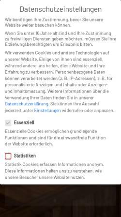 Vorschau der mobilen Webseite www.saunabund-ev.de, Deutscher Sauna-Bund e.V.