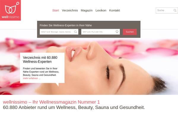 Vorschau von www.saunasauna.de, Sauna Sauna