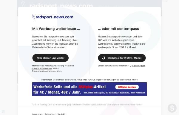 Vorschau von www.radsport-aktiv.de, Radsport aktiv