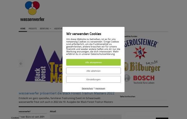 Vorschau von www.wasserwerfer.de, Wasserwerfer