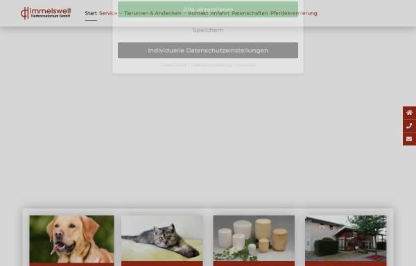 Vorschau von www.himmelswelt.de, Himmelswelt