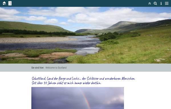 Vorschau von www.familie-nass.de, Abenteuer Schottland [Mike Nass]