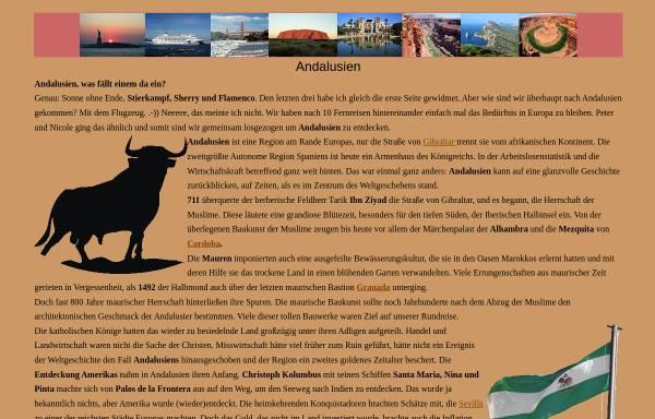 Vorschau von www.arizonas-world.de, Andalusien [Holger Quast]