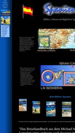 Vorschau der mobilen Webseite fototrip.de, Spanien Urlaub [Jörg Kemmler]