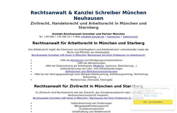 Vorschau von www.rechtsanwalt-eder.de, Eder Günther