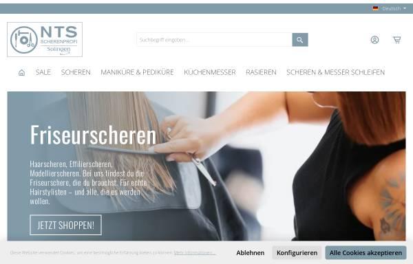 Vorschau von scherenprofi.com, NTS-Solingen, Inh. Marcus Nied
