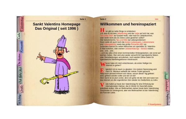 Vorschau von www.sankt-valentin.de, Sankt Valentins Homepage