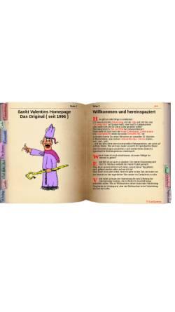 Vorschau der mobilen Webseite www.sankt-valentin.de, Sankt Valentins Homepage