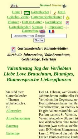 Valentinstag Tag Der Verliebten Valentinstag Fest Und Feiertage