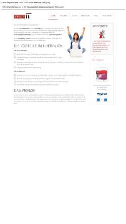 Vorschau der mobilen Webseite www.studyit.de, Prüfungsvorbereitung für angehende Fachinformatiker