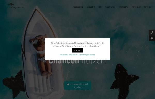 Vorschau von www.webgaroo.de, Valeria Wirsum Webdesign
