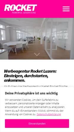 Vorschau der mobilen Webseite www.ihotel.ch, iHotel.ch