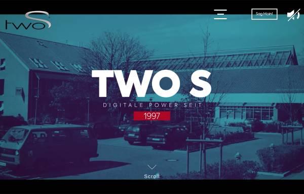 Vorschau von www.twos.de, Two S GmbH