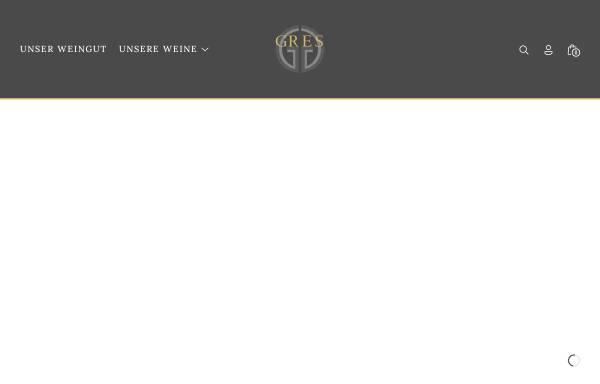 Vorschau von www.weingut-gres.de, Weingut Gres