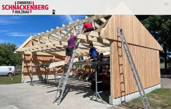 Vorschau von www.zimmerei-schnackenberg.de, Zimmerei Schnackenberg (Ahrenswohlde)