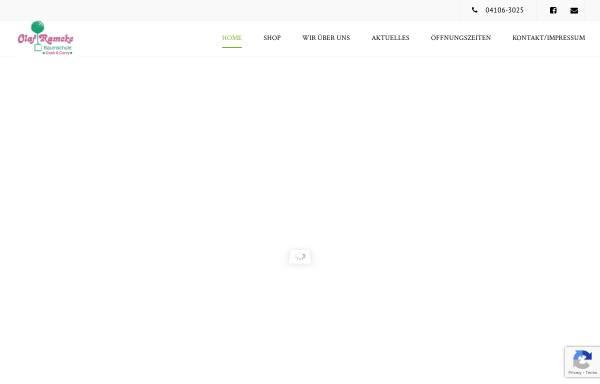 Vorschau von www.olaf-ramcke.de, Olaf Ramcke Pflanzenhandel