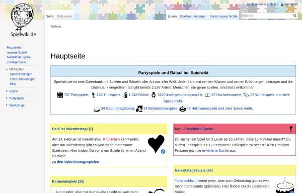 Vorschau von www.pegelow.de, Heinrichs kleine Seite