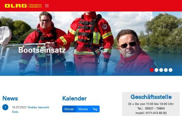 Vorschau von eichsfeld.dlrg.de, DLRG Eichsfeld e.V.
