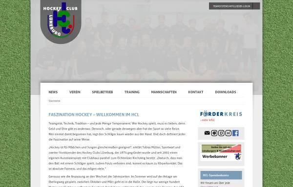 Vorschau von www.hc-lueneburg.de, Hockey-Club Lüneburg e.V.