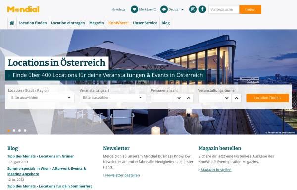 Vorschau von www.austrian-hotelreservation.at, Ferienerlebnis Österreich