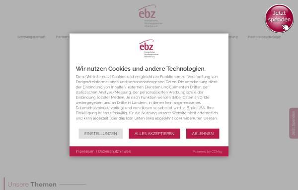 Vorschau von www.ev-telefonseelsorge-muenchen.de, Evangelische Telefon-Seelsorge München