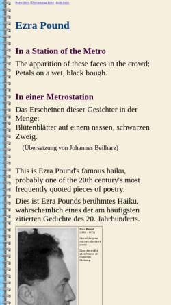 Vorschau der mobilen Webseite www.alb-neckar-schwarzwald.de, In einer Metrostation
