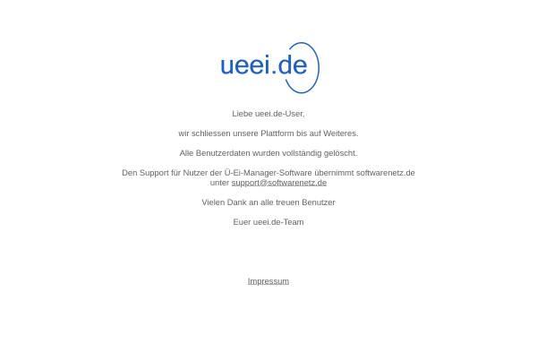 Vorschau von www.ueei.de, Ueei.de