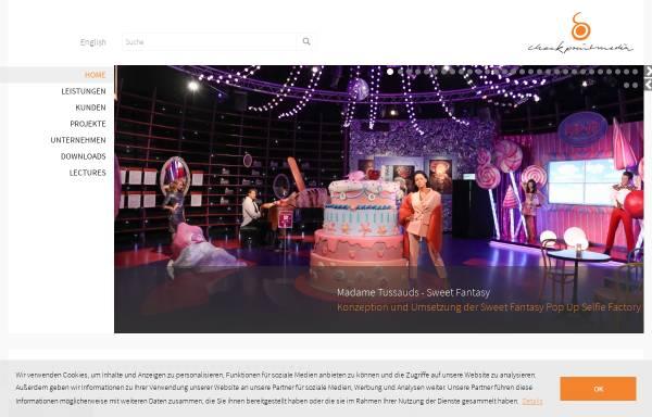 Vorschau von www.checkpointmedia.com, Checkpointmedia AG