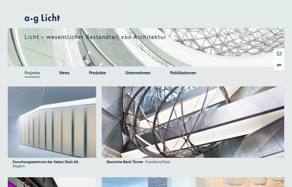 Vorschau von www.aglicht.de, a.g Licht GbR