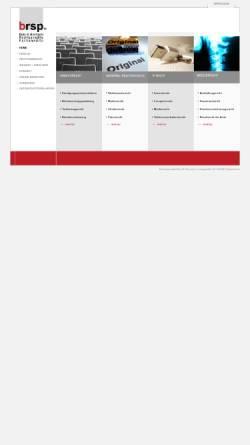 Vorschau der mobilen Webseite www.brsp.de, Boie & Hermann Rechtsanwälte