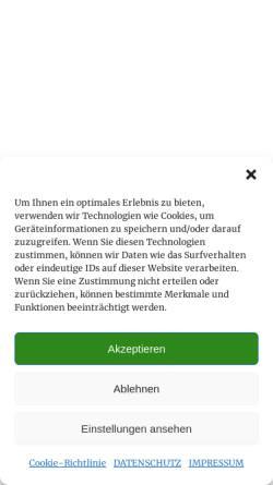 Vorschau der mobilen Webseite www.krayer-kollegen.de, Krayer & Kollegen