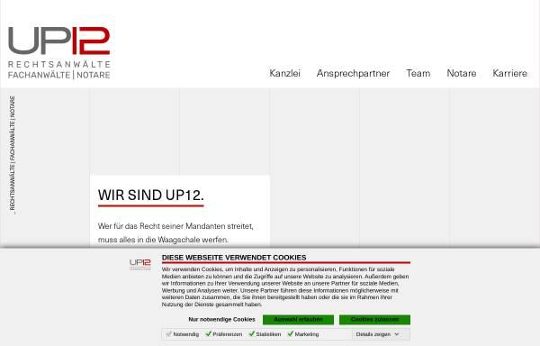 Vorschau von www.nickelonline.de, Nickel, Dröse, Zabel, Scharff & Eiding