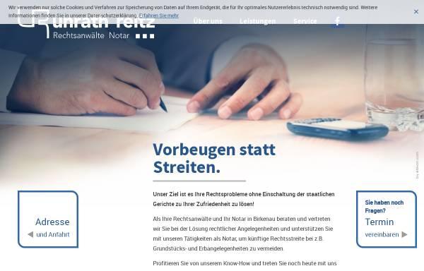 Vorschau von www.unrath-reitz.de, Unrath und Reitz