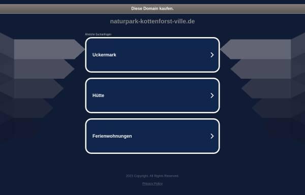 Vorschau von www.naturpark-kottenforst-ville.de, Naturpark Kottenforst-Ville