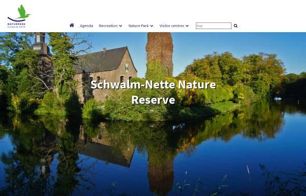 Vorschau von www.npsn.de, Naturpark Schwalm-Nette