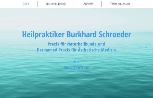 Vorschau von heilpraktiker-in-frankfurt.de, Burkhard Schroeder