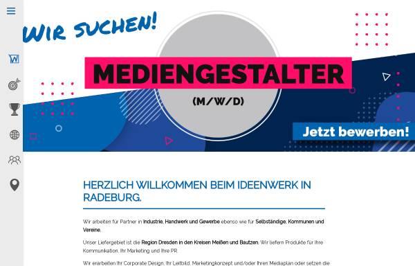 Vorschau von www.kroemke.com, Werbung und Kommunikationsdesign Kroemke e.K.
