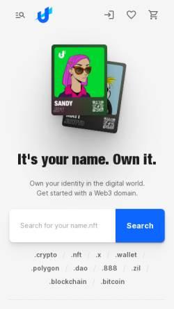 Vorschau der mobilen Webseite www.survivalcomedy.com, Survival Comedy