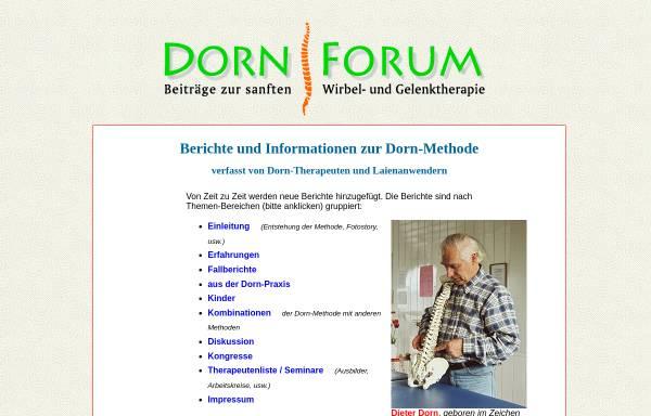 Vorschau von www.dorn-forum.info, Dorn-Forum