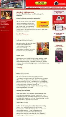 Vorschau der mobilen Webseite www.buch-scheungraber.de, Buchhandlung am Schatzbogen